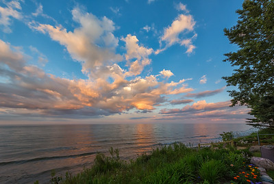 Lake Michigan Cloudscape 3