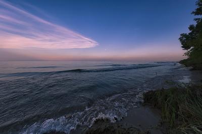 Arrowhead Cloud at Sunset