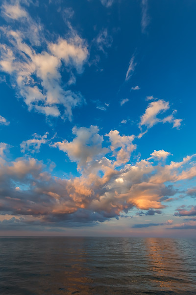 Lake Michigan Cloudscape 2