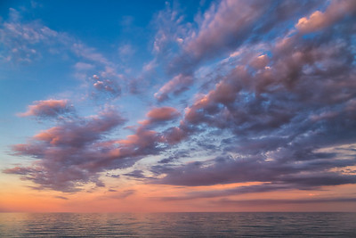 Lake Michigan Cloudscape 5