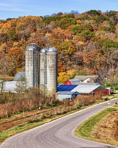 Farm Around the Bend