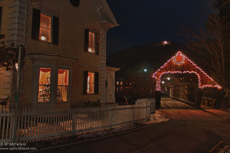 Wassail Night, Woodstock, Vermont