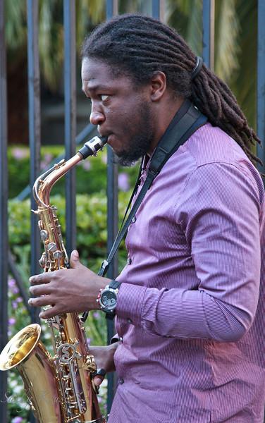 A Little Sax Music