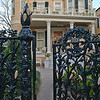 Set behind the iconic cast iron cornstalk fence, The Cornstalk Hotel is a lovely Victorian on Royal Street in the French Quarter, New Orleans.