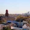 Overlooking the Bywater District in New Orleans.