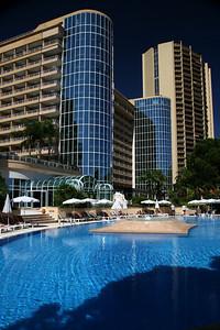 Le Meridien Hotel; Monte Carlo, Monaco