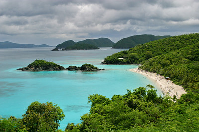 Trunk Bay; St. John, USVI