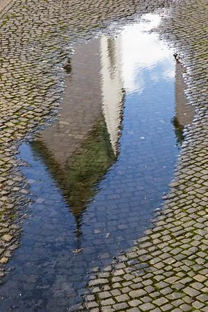 After the rain; Prague