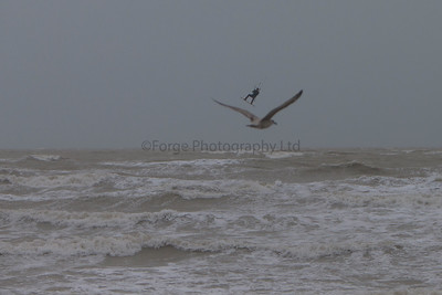 Lancing Kite Surfing