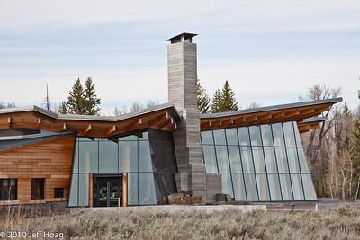 Grand Teton Visitor Center
