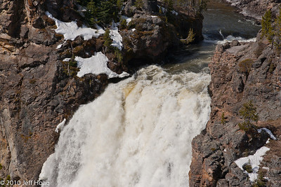 Upper Falls, Yellowstone River, Yellowstone NP