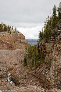 The Golden Gate, Yellowstone NP