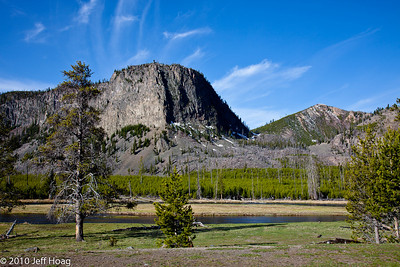 Mount Haynes, Madison River Valley, Yellowstone NP