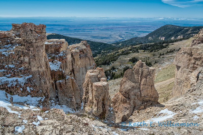 Northern Bighorn Mountains, and Bighorn Basin, Wyoming