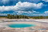 Thermal Spring, Yellowstone NP