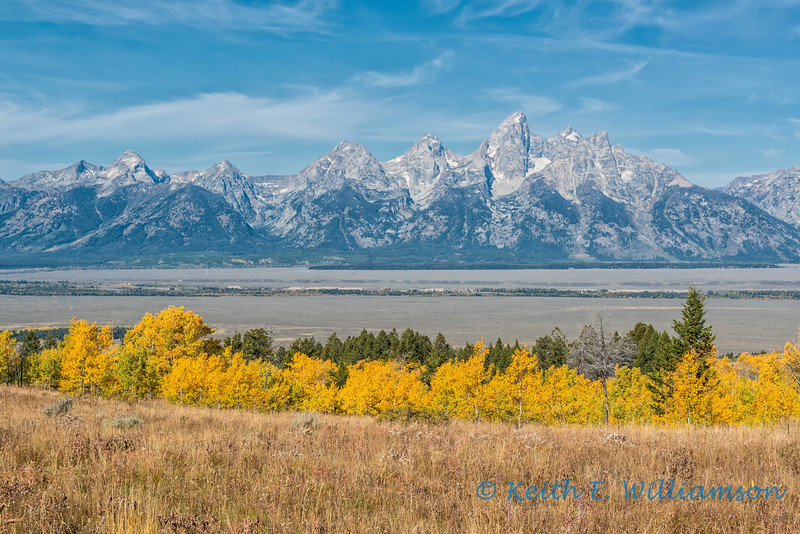 Jackson Hole and Teton Range, Grand Teton NP