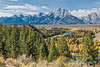 Snake River Overlook, Grand Teton NP