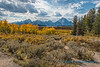 Fall at Grand Teton NP