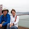 Fordhams & Golden Gate Bridge