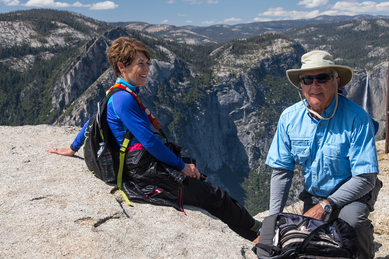 Fordhams at Taft Point