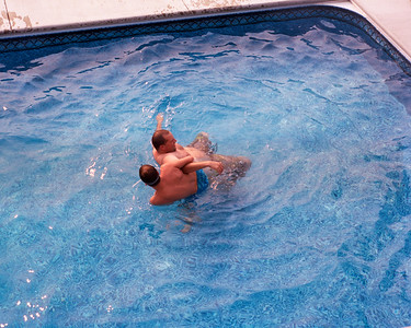 Pool Wrasslin'