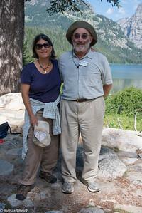 Jann Gumbiner, Albert Ezroj  Laurance Rockefeller Preserve  Grand Teton National Park  1,106-acre refuge within Grand Teton National Park on the southern end of Phelps Lake.  7/12/13