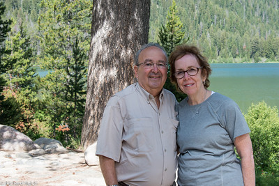Rich & Carolyn Reich  Laurance Rockefeller Preserve  Grand Teton National Park  1,106-acre refuge within Grand Teton National Park on the southern end of Phelps Lake.  7/12/13