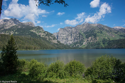 Laurance Rockefeller Preserve  Grand Teton National Park  1,106-acre refuge within Grand Teton National Park on the southern end of Phelps Lake.  7/12/13