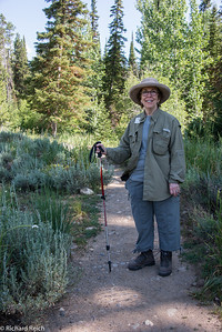 Carolyn Reich  Laurance Rockefeller Preserve  Grand Teton National Park  1,106-acre refuge within Grand Teton National Park on the southern end of Phelps Lake.  7/12/13