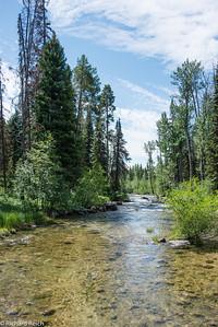 Laurance Rockefeller Preserve  Grand Teton National Park  1,106-acre refuge within Grand Teton National Park on the southern end of Phelps Lake.  7/12/13