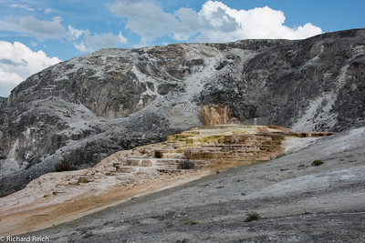 Mammoth Hot Springs Terraces Yellowstone, WY 7/7/13 http://mms.nps.gov/yell/features/mammothtour/