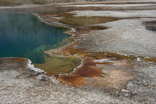 West Thumb Geyser Basin & Jenny Lake
