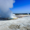 Geyser Basin- Yellowstone National Park