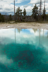 Surprise Pool, Yellowstone