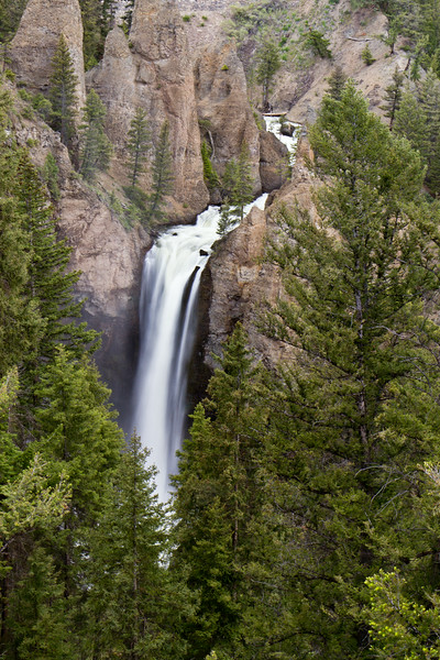 Tower Falls, Yellowstone
