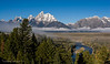 Grand Tetons, Snake River, Mountain