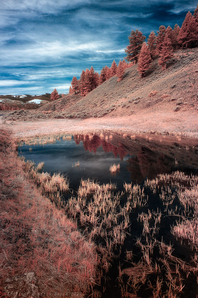 Infrared from the Lamar Valley