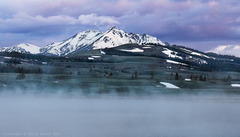 Swan Lake Mist