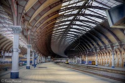 York Station, York, England