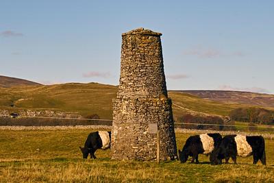 Old Smelt Chimney, Malham Tarn