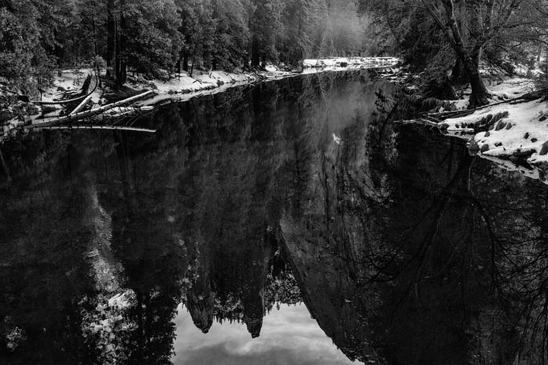 Merced River; Yosemite National Park, California