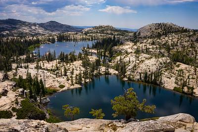 Yosemite Wilderness Lakes
