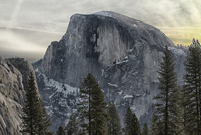 Yosemite - Winter 2013