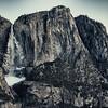 Yosemite Falls <br /> from Swinging Bridge