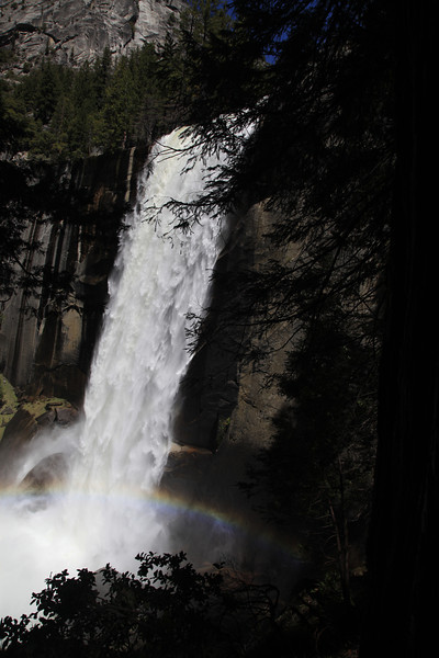 Late Summer Nevada Falls