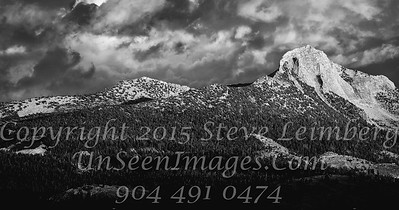 White Peaks - B&W Copyright 2015 Steve Leimberg - UnSeenImages Com _Z2A4068