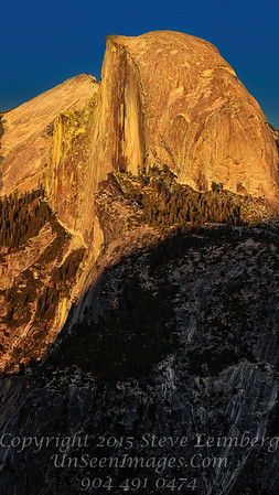 Half Dome From Glacier Point - Copyright 2015 Steve Leimberg - UnSeenImages Com _Z2A4002