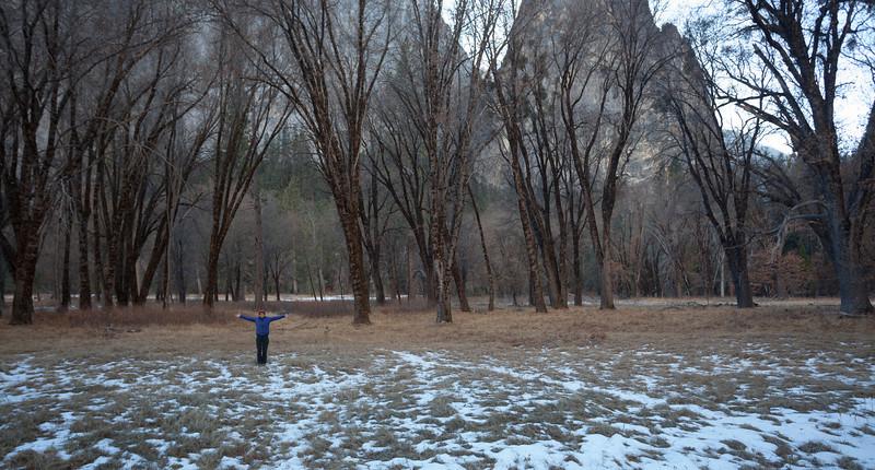 Back to Yosemite January 2014