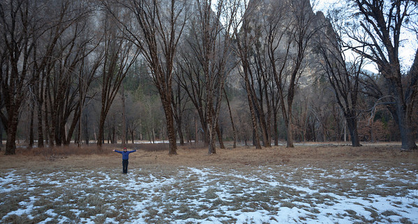 Back to Yosemite January 2014