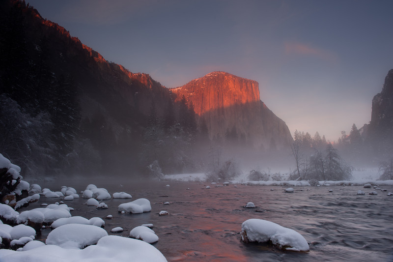 El Capitan I<br /> Yosemite National Park